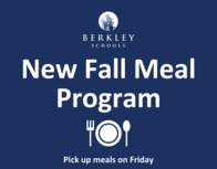 New Summer Meal Program. Meet Up and Eat Up. Pick up 7 days of food at a time.