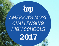WP America's Most Challenging High Schools 2017