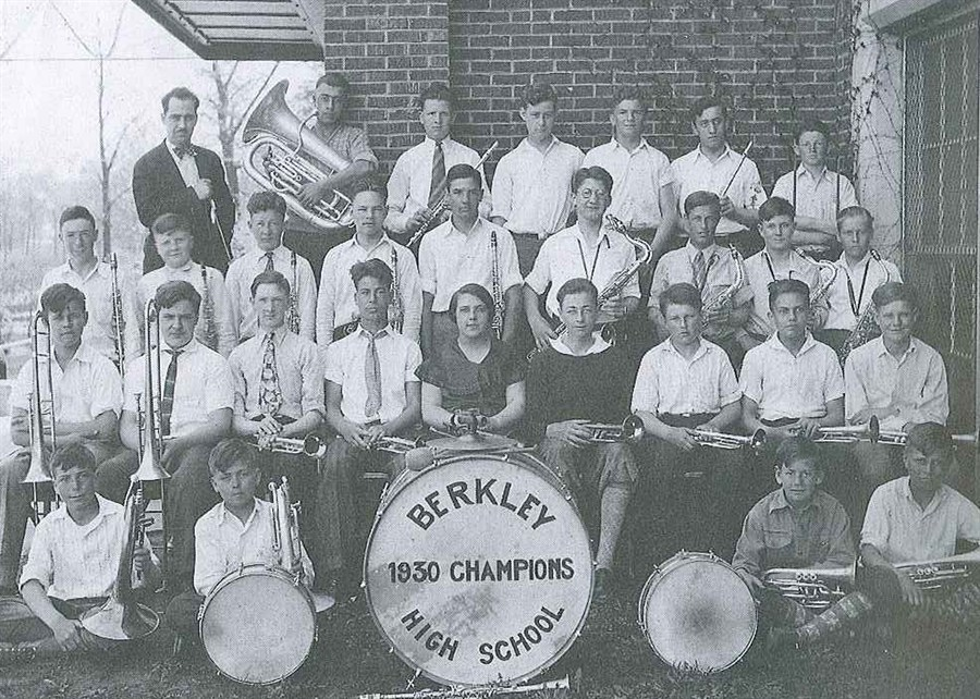 1930 BHS band